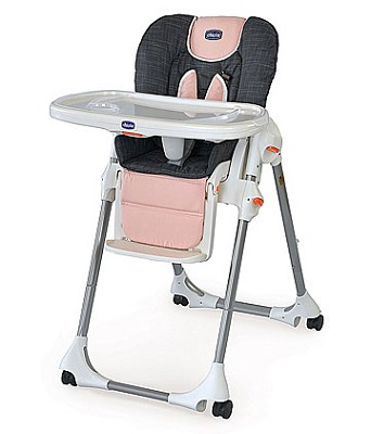 Chicco Polly Highchair Double Pad In Bella