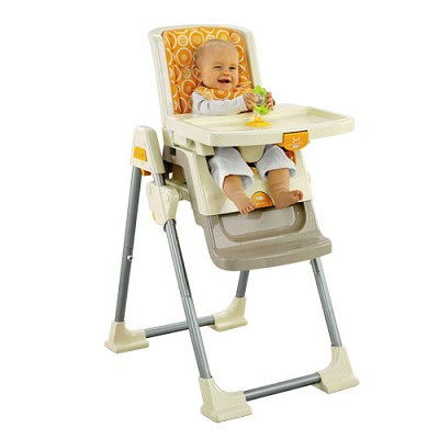 CLOSEOUT!!! Fisher Price Dreamsicle Collection 3 In 1 Highchair With Booster