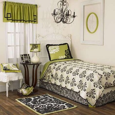 CoCalo Harlow Twin Size 2 Piece Bedding Set