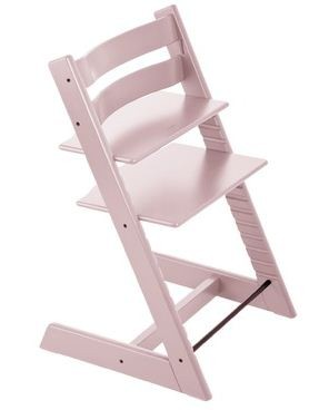 Stokke Tripp Trapp Highchair In Pale Pink